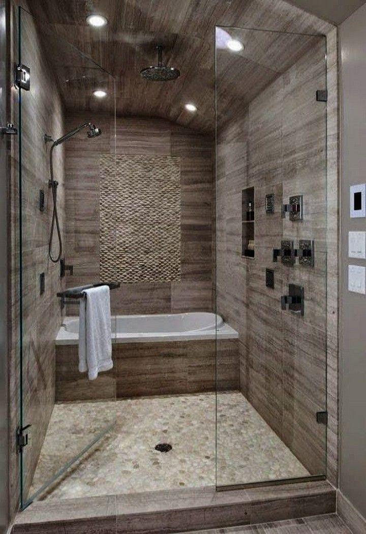 Elegant And Functional Walk In Shower Design Ideas Walk In