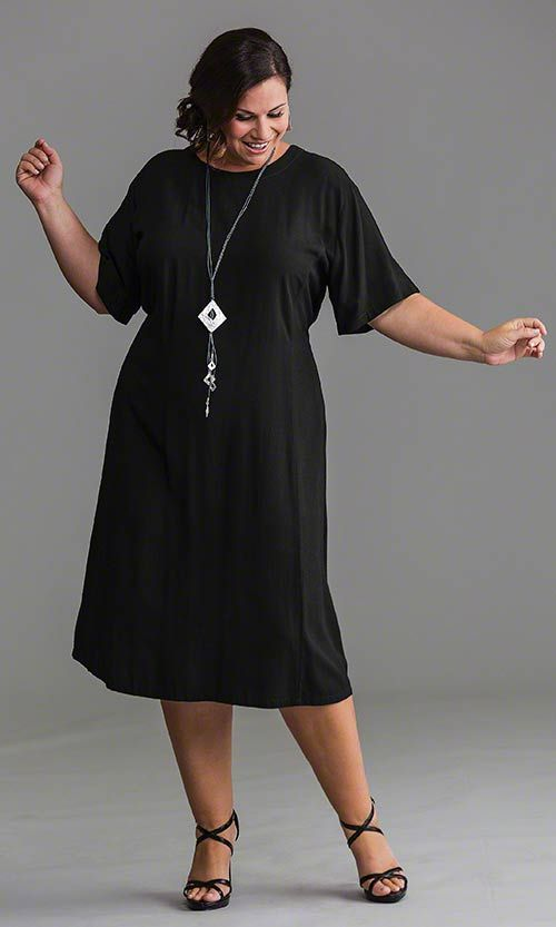 Plus Size Outfit For Funeral | cabeqq.com