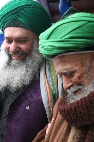 Shaykh Abdul Kerim,& Shaykh Nazim