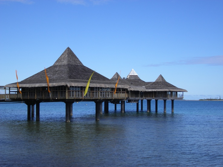 New Caledonia, during a day stop from the Cruise Ship
