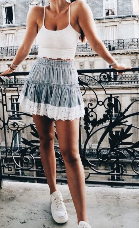 30+ Sommer Outfits Sommer Mode Frühjahr Outfits #fruhjahr #outfits #sommer