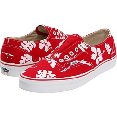 Vans - Era Laceless: Kicks Clothes Shoes, Aloha Vans, Red Things, Awesome Vans, Laceless I Ve, Era Laceless, Aloha Laceless, Vans Era, Red Vans