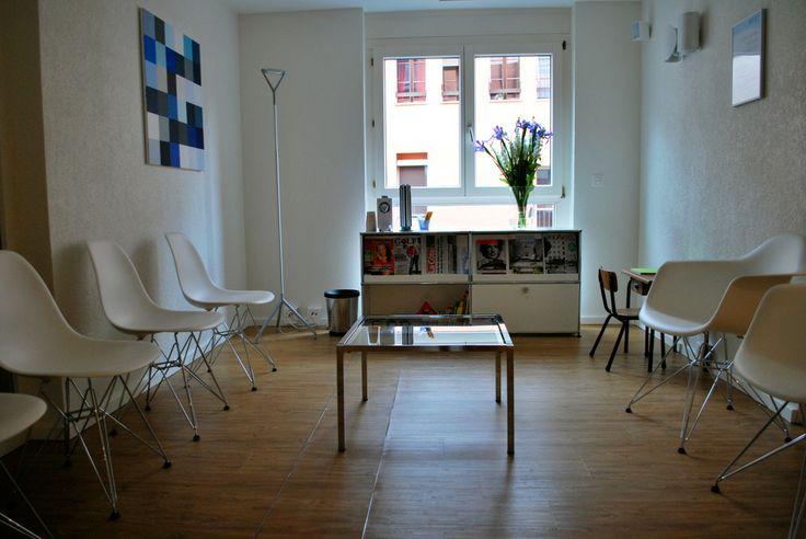 salle d 39 attente d co pinterest office designs. Black Bedroom Furniture Sets. Home Design Ideas
