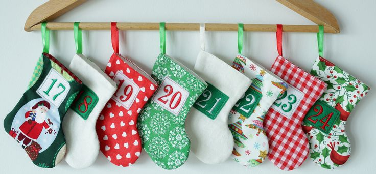 ...mini buciki na mini prezenty...kalendarz adwentowy,Boże Narodzenie,Merry Christmas