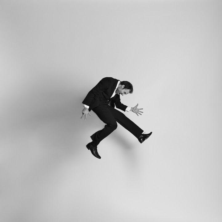 Best Portrait Photography Images On Pinterest Black - Minimalistic black white photo series captures energetic movements mid air