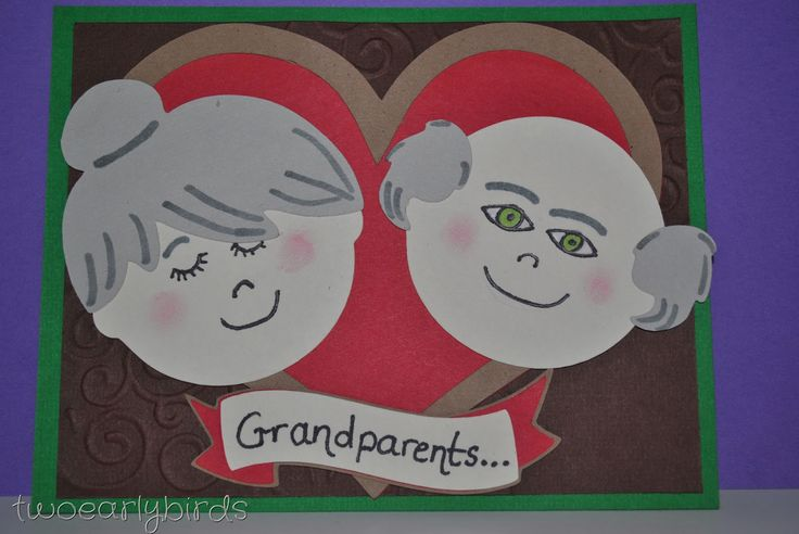 Two Early Birds: Happy Grandparents Day!