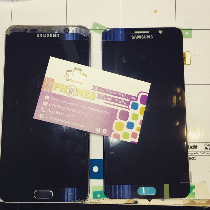 Samsung galaxy note 5 screen repairs #vgphones #note5 #phonerepair