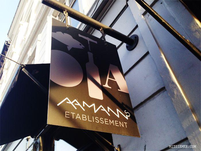 Aamanns in Copenhagen
