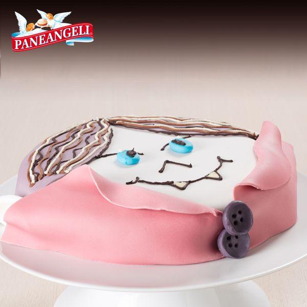 #Torta Vampiro. Scopri la #ricetta su http://www.paneangeli.it/ricetta/-/ricetta/torta-vampiro