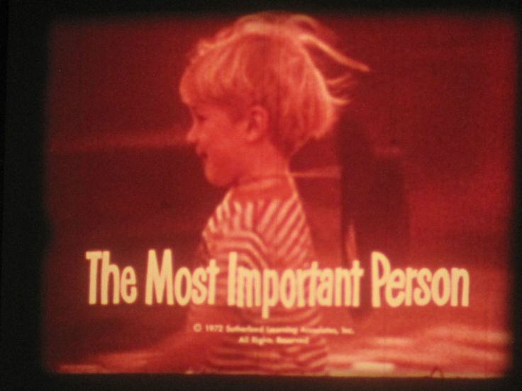 16mm I'M lonley / Most IMportant Person Cartoon / 200ft Sound