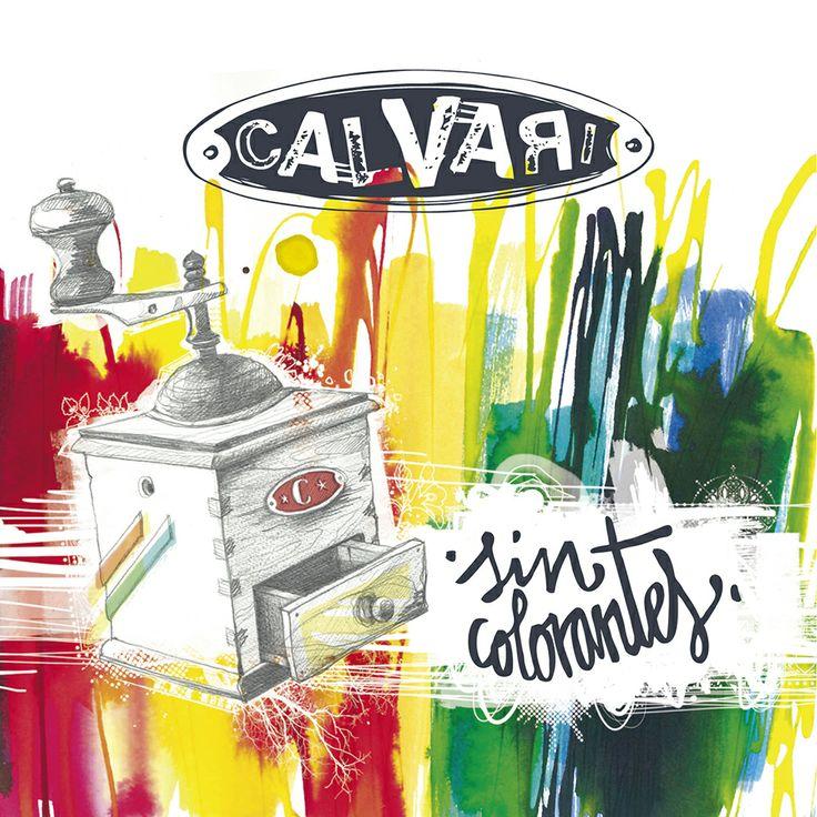 """Cover del Disc de Calvari a """"EL PUNT AVUI"""""""