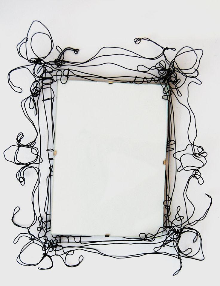 Wire Picture Frames от agnesjones на Etsy