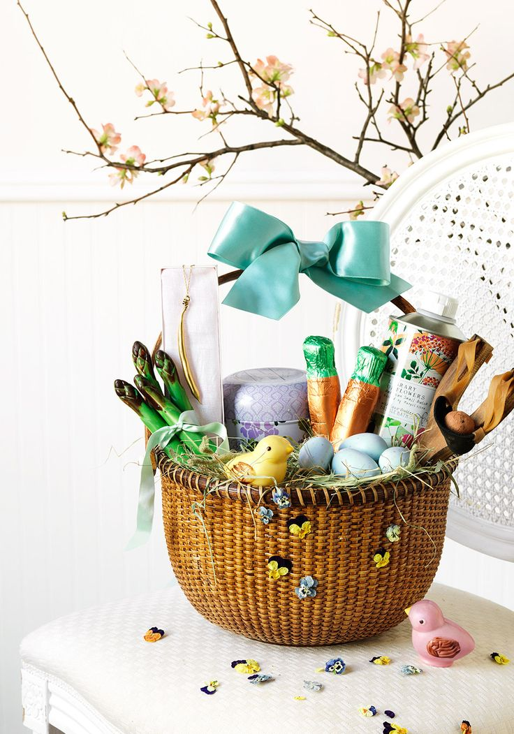 Best 25 easter gift for adults ideas on pinterest easter crafts a grown up easter basket for the young at heart adult negle Choice Image