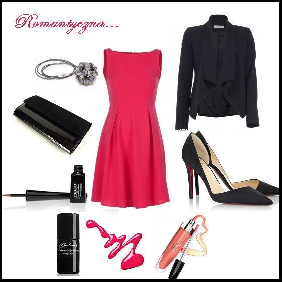 Czerwona sukienka to najlepszy wybór na randkę. Nasi styliści twierdzą, że taka kreacja powoduje, iż w oczach mężczyzn kobieta wygląda atrakcyjniej niż w innych barwach. Nadal trzeba was namawiać? ;-)