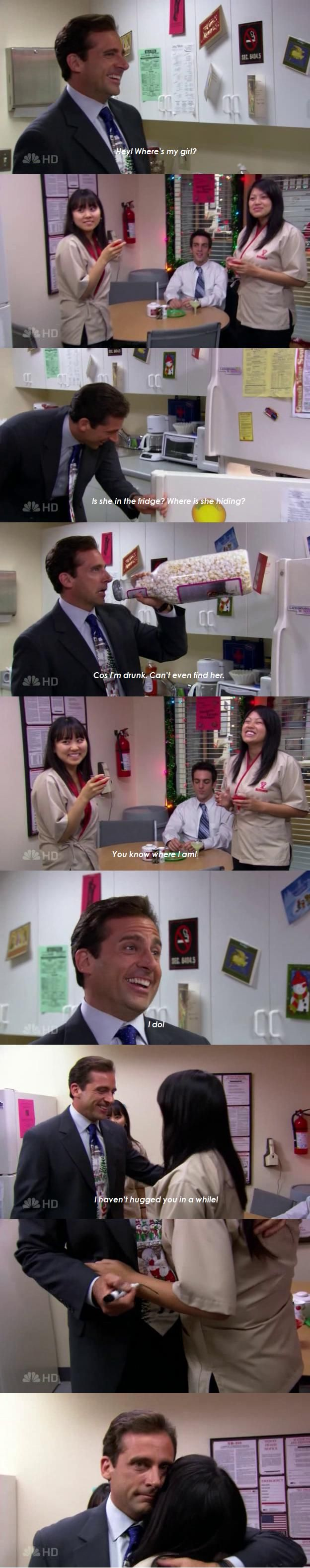 One of the funniest scenes from The Office