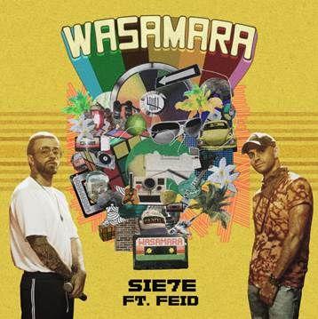 """SIE7E estrena a nivel mundial su nuevo sencillo y video Wasamara   El creador de éxitos y cantautor puertorriqueño SIE7E está de regreso y hoy estrena a nivel mundial su nuevo sencillo y video Wasamara. Wasamara es una canción muy refrescante que cuenta con el actual sonido internacional que es respaldado por el estilo único de Sie7e. El tema fue producido en Medellín Colombia junto al colectivo Icon y el artista colombiano Feid (J Balvin Piso 21 Juanes entre otros). WASAMARA"""" marca un…"""