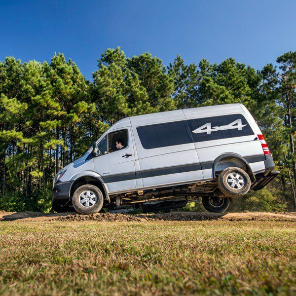 The New Sprinter 4x4 Is Cheaper, Safer, and Smarter than Your Ancient Vanagon | Outside Online