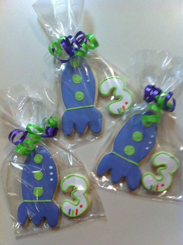 Toy story cookies by Rachelle's Cookie Factory