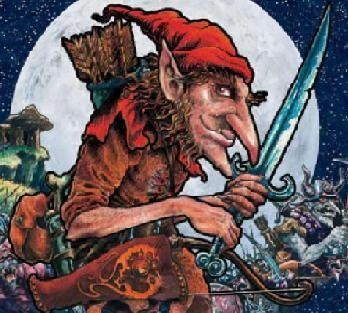 Folk & Fairy Tales - The Naughty Little Hobgoblin (an Autumn Story)