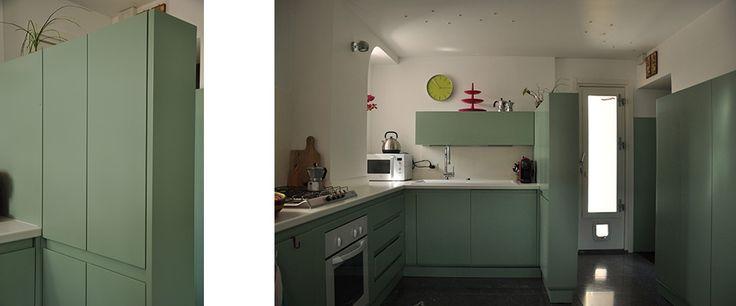 SM - House - Interior design by Simona Perrotta GASParch - Kitchen