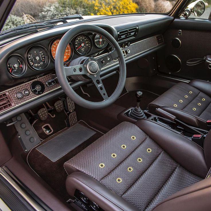 Car Porn Miami Restomod Porsche 911 By Singer Vehicle Design