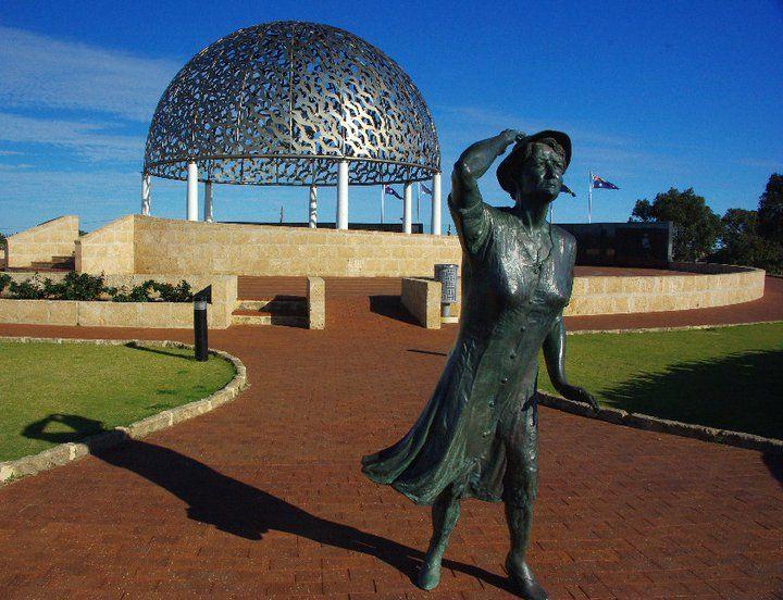 HMAS Sydney War Memorial, Geraldton, Western Australia