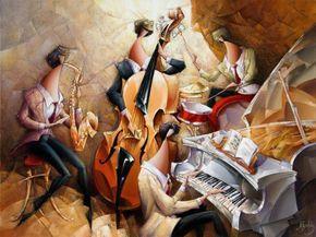 Pinturas de Nathan Brutsky - Arte Feed