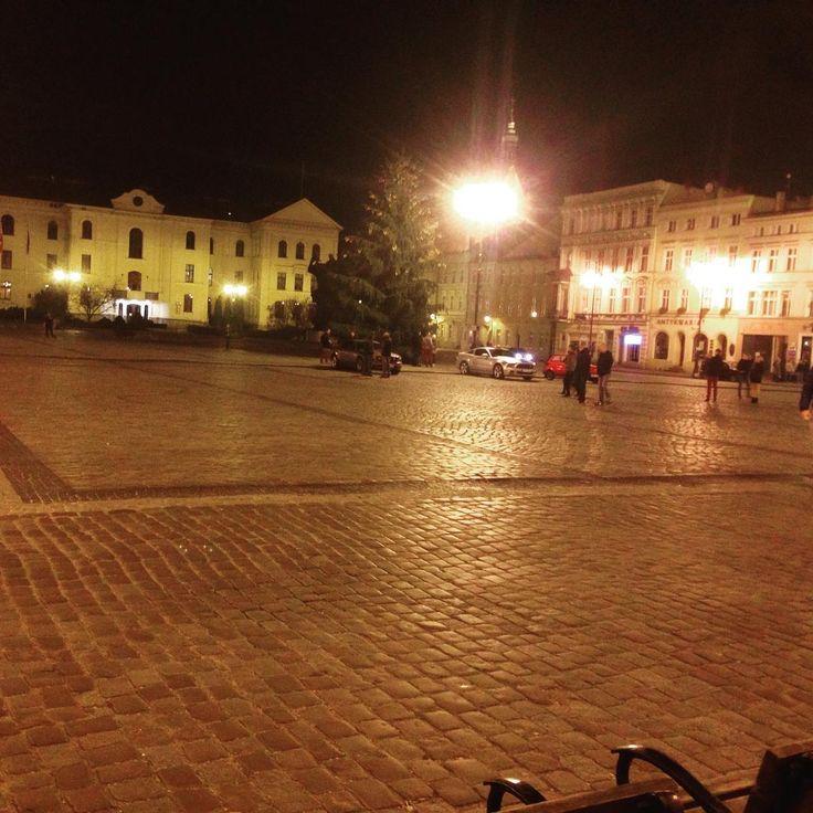 #Stary Rynek to wizytówka Bydgoszczy i idealne miejsce na #spacer! Nawet w te mroźne dni warto go odwiedzić :-) #bydgoszcz #staryrynek #student #rusztylekstudencie #rusztylek