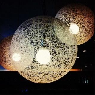 String light fittings