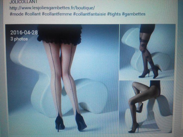 Des fleurs et de la dentelle sur les jambes ça vous dit ? On vous donne rendez-vous sur notre e-shop pour profiter de -20% sur tous les collants avec le code JOLICOLLANT http://www.lesjoliesgambettes.fr/boutique/ #mode #collant #collantfemme #collantfantaisie #tights #gambettes