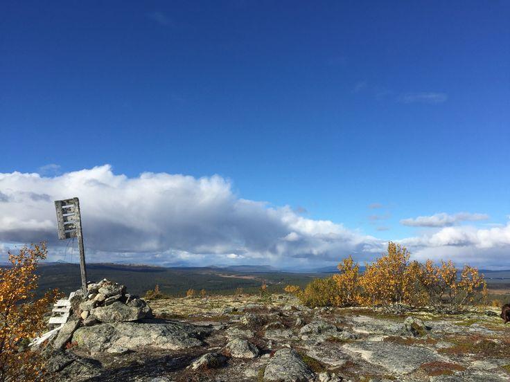 Engerdal kommune, Østfjellet, Magnhildbrennskarven