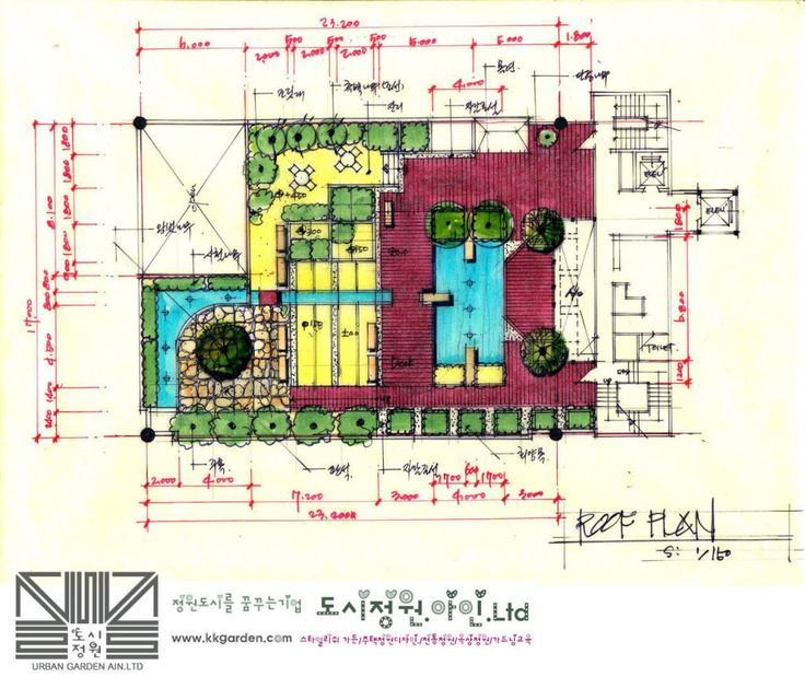 roof garden-양재빌딩  (От Urban Garden AIN.Ltd)