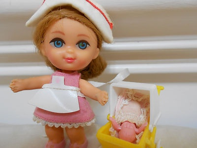 Florence Niddle the Liddle Kiddle. I had this one; she's an original