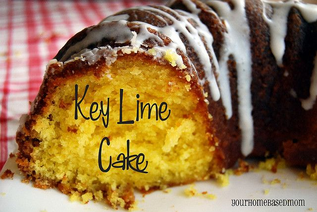 key lime cake 2 - Page 081 by yourhomebasedmom, via Flickr