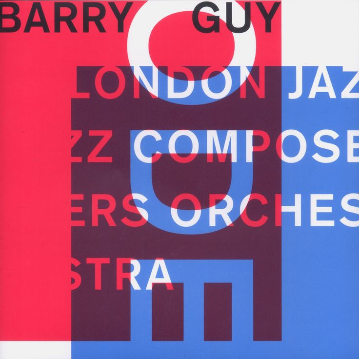 Barry Guy - Ode: London Jazz Composers Orchestra