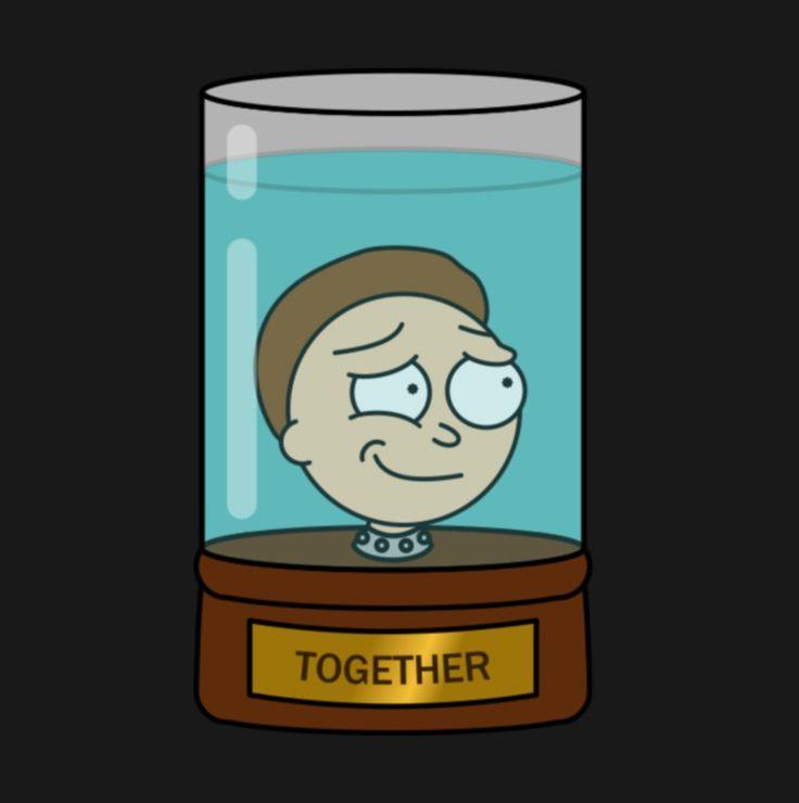 Rick And Morty X Futurama Series De Humor