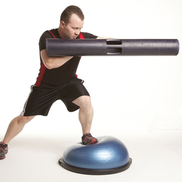#ViPR plays well with others. #BOSU #Fitness