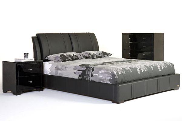 Leather Bedroom - Portsea