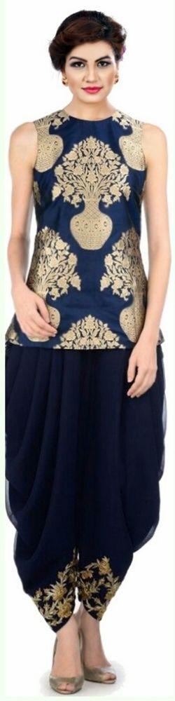 Indian Pakistani Designer Panjabi Patiala Salwar Kameez Dress TK GK1 03.