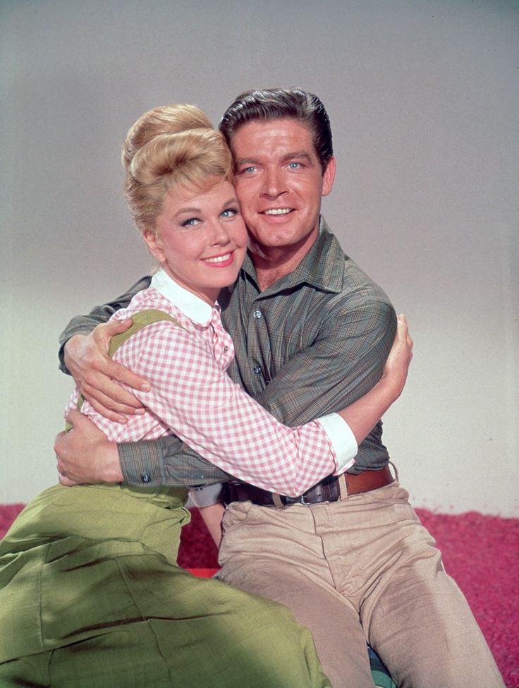 Doris Day and Stephen Boyd in Billy Rose's Jumbo (1962)