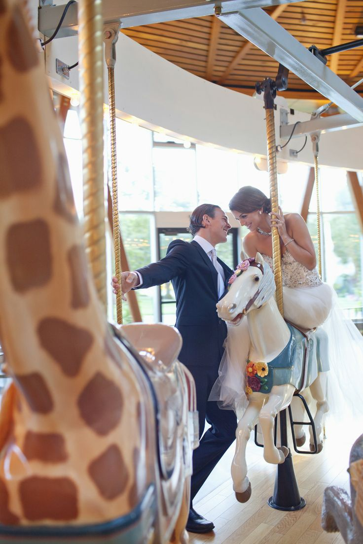 Carousel photo shoot.  #butchartgardens #victoria
