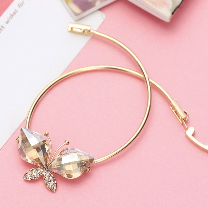 Rhinestone Star Fashion Dangle Earrings Charm Jewelry for Women Teen Girls Christmas Gifts New Brand Do you want it www.lolfashion.ne... #Jewelry #shop #beauty #Woman's fashion #Products