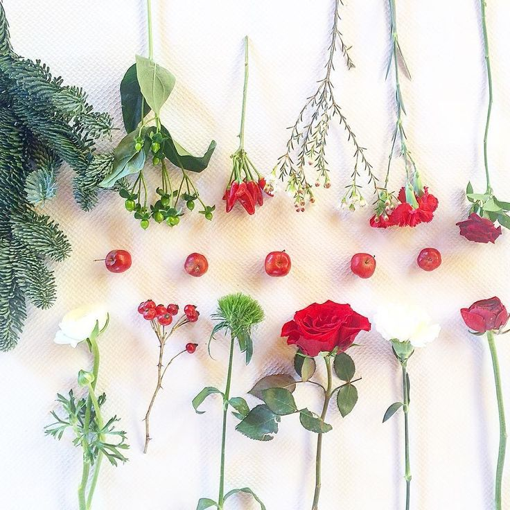 It's Christmas Time!  Themed flower design today in our #WeddingLab #elisamoccieventsacademy  #corsiperweddingplanner  With Passepartout Flowers