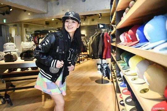 Catching Styles @ Harajuku #japankuru #japan #cooljapan #tokyo #100tokyo#newera #cap #fashion #shopping #harajuku
