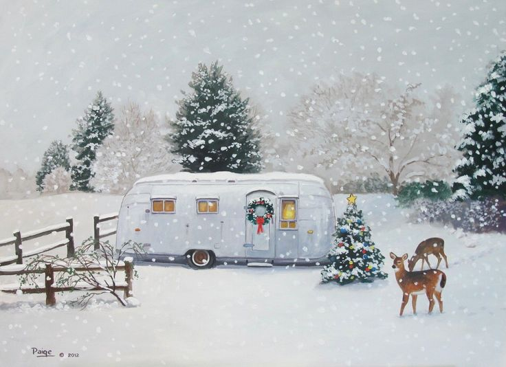 17 best ideas about airstream flying cloud on pinterest for Airstream christmas decoration