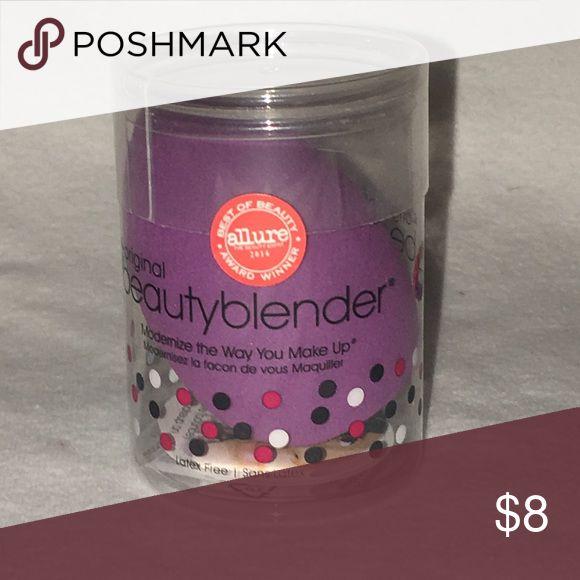 💕Original Beauty Blender Sponge 💕 💕Original Beauty Blender Sponge 💕 Purple 💕 Makeup