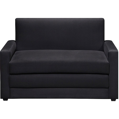 Love Seat Pull Out Couch For Guest Reading Music Room