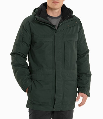 LL Bean Main Warden's 3-in-1 Parka with Gore-Tex TA265090 - 41 Best Parkas Images On Pinterest Parka, Beans And North Faces