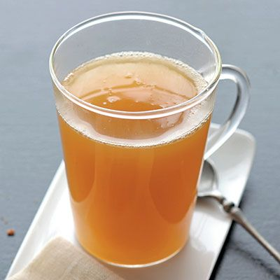 Apple-Jack Spiked Hot Cider