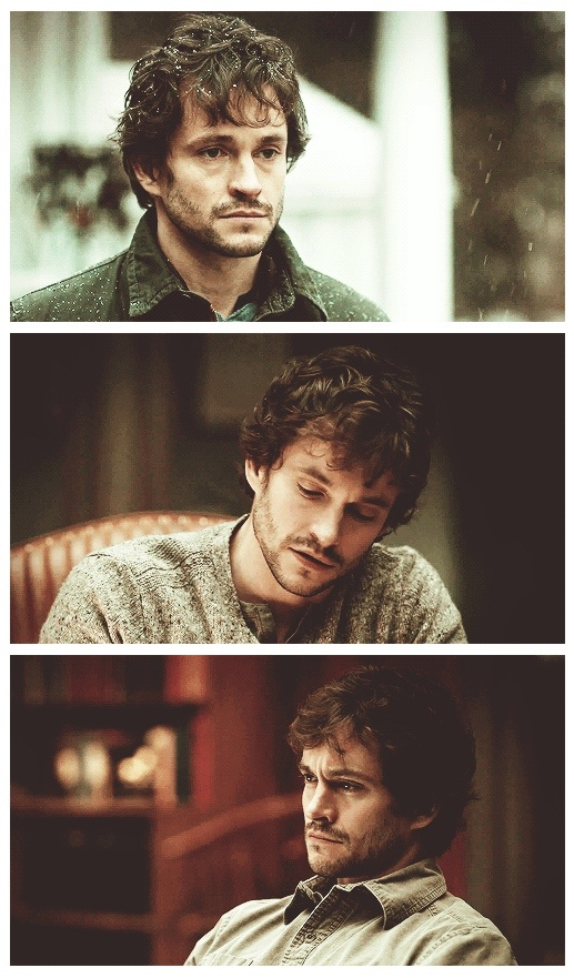 "Will Graham - Hannibal ""Buffet Froid"""